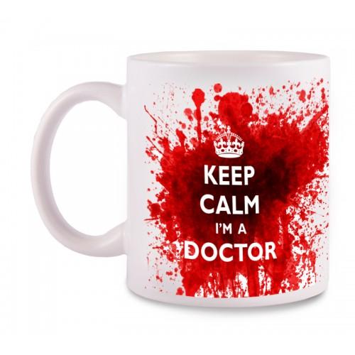 Mug Doctor with Name Print