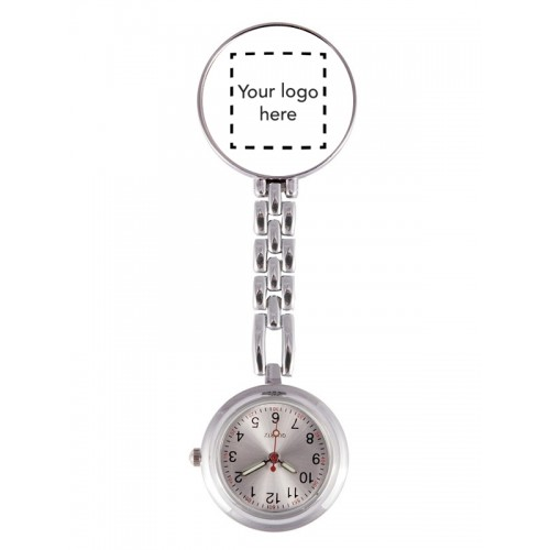 Nurses Fob Watch with your Logo