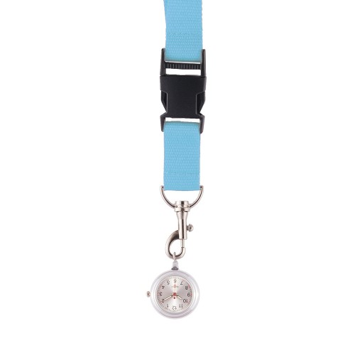 Lanyard Watch Ceil Blue