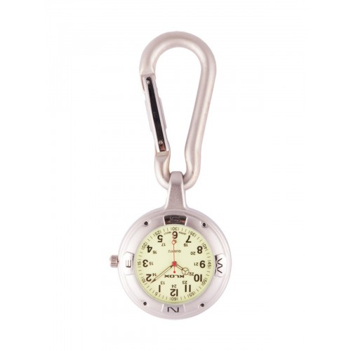 Nurses Carabiner Belt Watch NOC451
