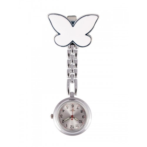 Fob Watch Butterfly