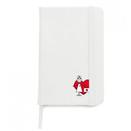 Notebook A5 Stick Nurse
