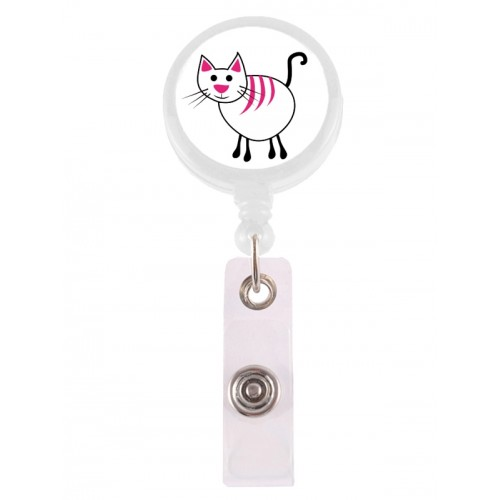 Retracteze ID Holder Cat