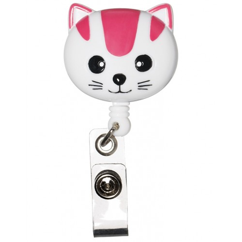 Deluxe Retracteze ID Holder Cat