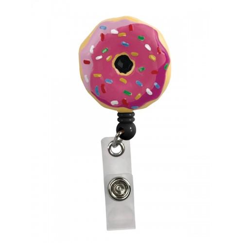 Deluxe Retracteze ID Holder Donut