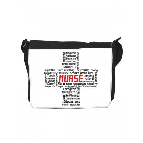 Shoulder Bag Large Cross Nurse