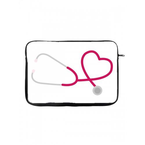 "Tablet Case 10"" Stethoscope"