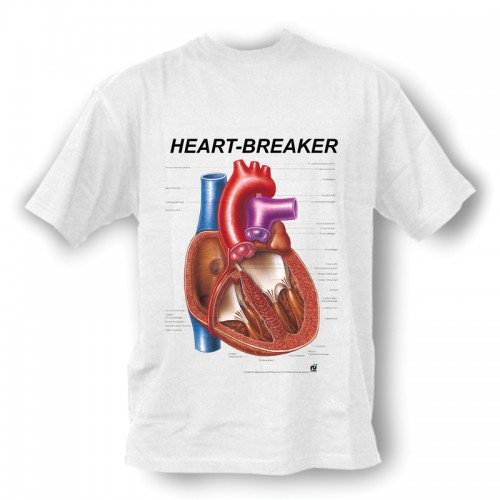 T-Shirt Heart Breaker