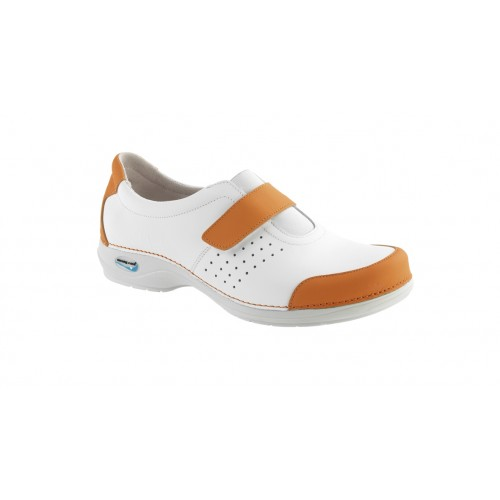 LAST CHANCE: size 10.5 NursingCare Orange