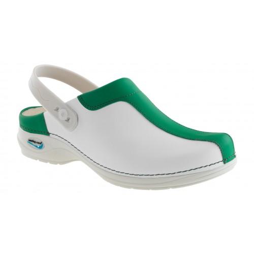 OUTLET size 5 NursingCare Green