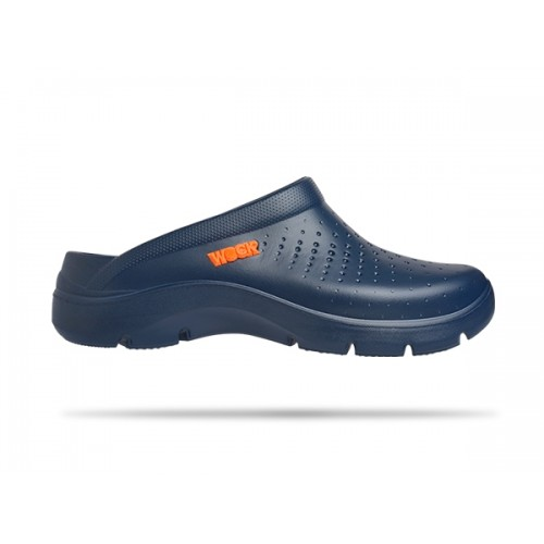 OUTLET size 7 Wock Flow 01 Navy