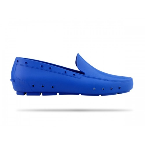 LAST CHANCE: size 3 Wock Royal Blue