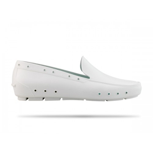 LAST CHANCE: size 3 Wock Mok White
