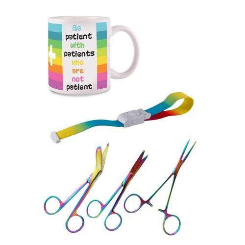 Personal Equipment Set Rainbow