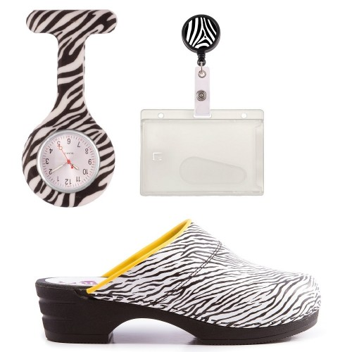 Personal Equipment Set Zebra 2